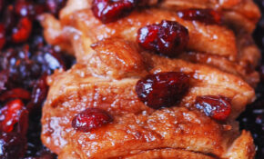 Duck Breast With Cranberry Sauce – Recipes Christmas Dinner