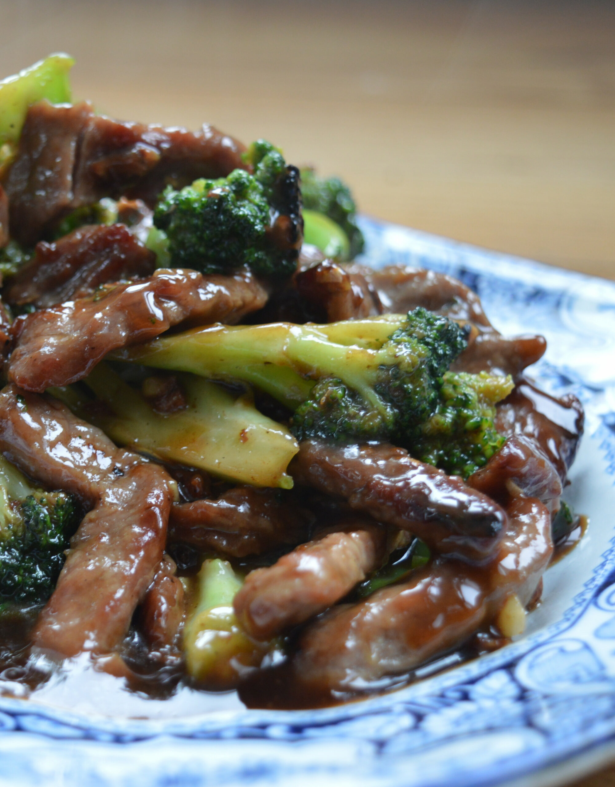 Dumpling Sisters — Oyster Sauce Beef and Broccoli for Jamie ..