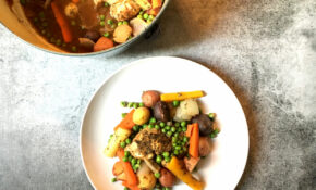 Dutch Oven Balsamic Chicken And Vegetables – Winter Recipes Chicken