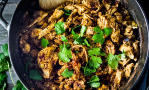 Dutch Oven Chicken Carnitas – 3 Ways | Feasting At Home – Chicken Recipes Dutch Oven