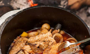 Dutch Oven Roasted Chicken Recipe And Video | Self ..