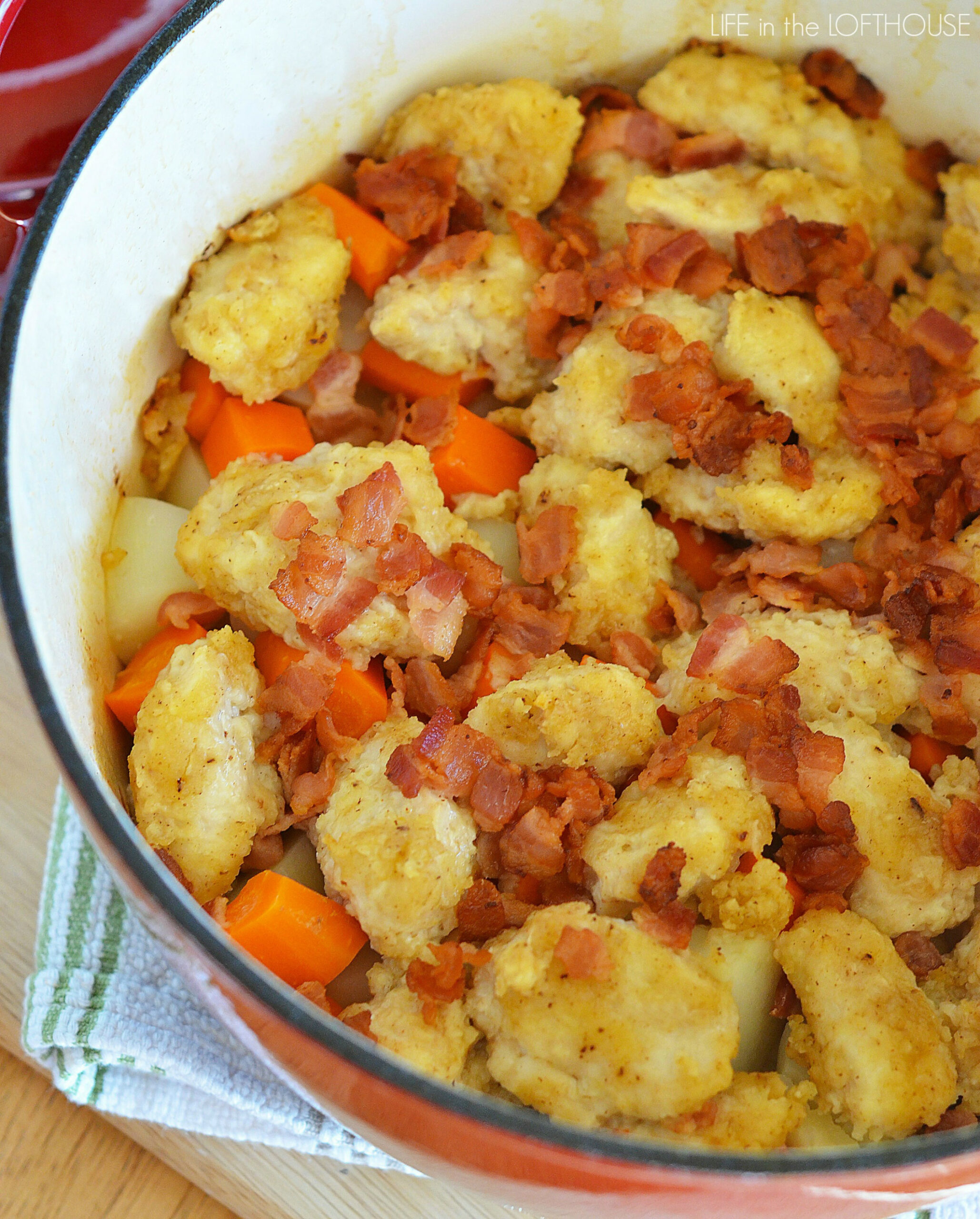 Dutch Oven Sprite Chicken - oven recipes dinner