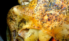 Dutch Oven Whole Chicken · The Typical Mom – Dutch Oven Recipes Chicken Breast