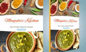 E Book: Best Of Indian Vegetarian Recipes (2nd Edition ..