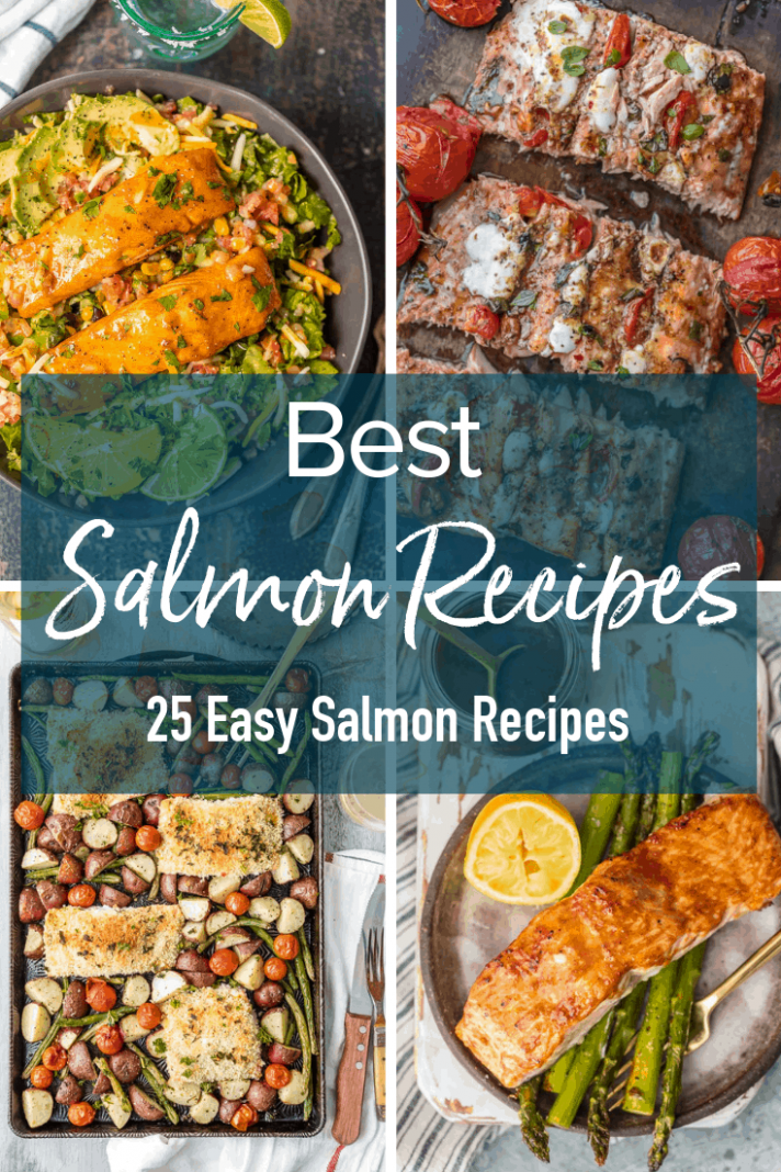 Easiest Salmon Recipe - healthy meal recipes
