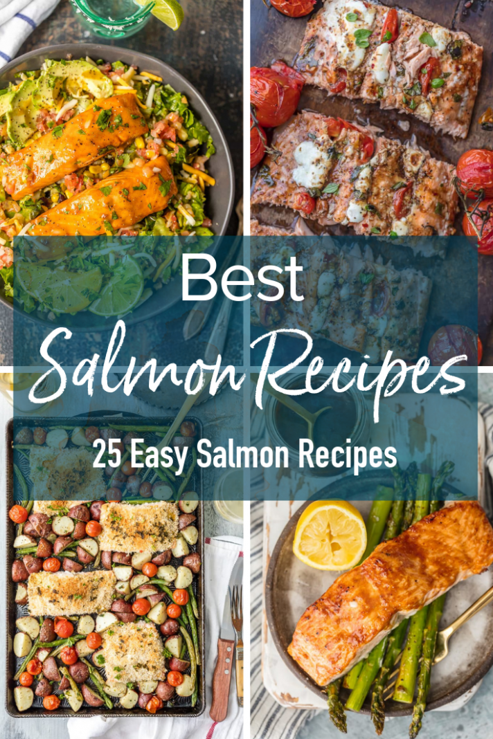 Easiest Salmon Recipe - recipes dinner