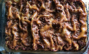 East Austin: Christmas Dinner – Meat & Cheese Lasagna – Recipes Starters Christmas Dinner