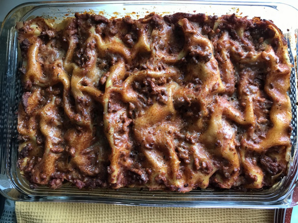 East Austin: Christmas Dinner - Meat & Cheese Lasagna - recipes starters christmas dinner