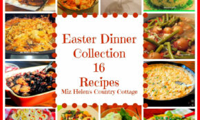 Easter Dinner Recipe Collection – Recipes Easter Dinner