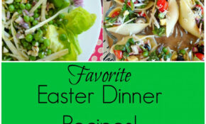 Easter Dinner Recipes – Good Dinner Mom – Recipes Easter Dinner