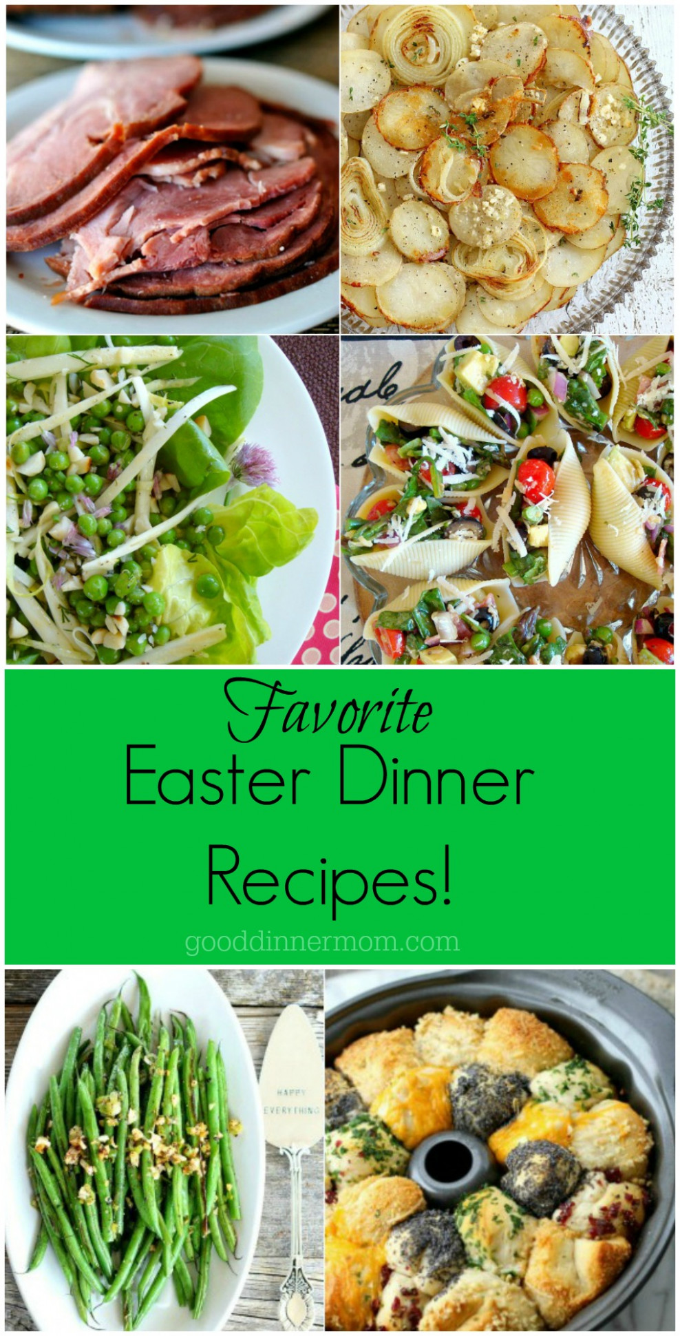 Easter Dinner Recipes - Good Dinner Mom - recipes easter dinner