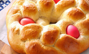 Easter Egg Bread Recipe | Taste Of Home – Egg Recipes Dinner