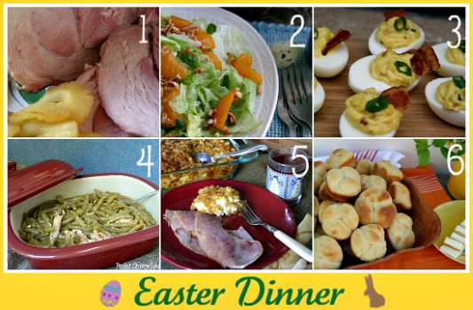 Easter Recipe Round-up Recipe | Pocket Change Gourmet - recipes easter dinner