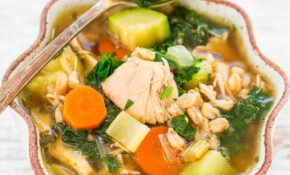 Easy 14 Minute Chicken Vegetable Soup – Recipes Of Chicken Soup