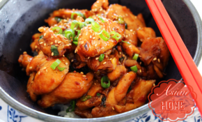 Easy & Healthy Orange Chicken Recipe & Video – Seonkyoung ..