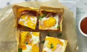 Easy Bacon And Egg Slice | Food In A Minute – Recipes Nz Dinner