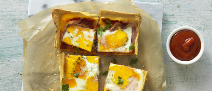 Easy Bacon and Egg Slice | Food in a Minute - recipes nz dinner