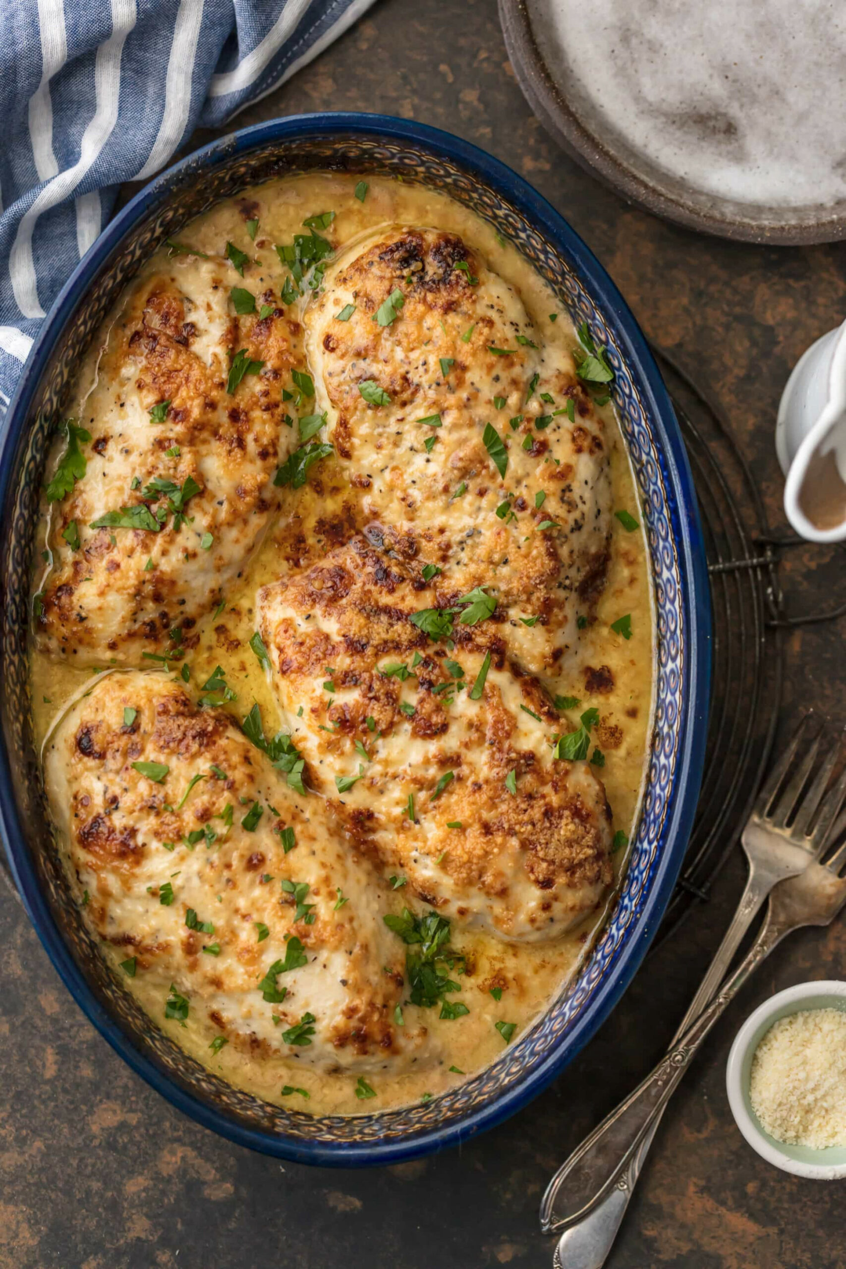 Easy Baked Chicken Breast Recipe - dinner recipes oven