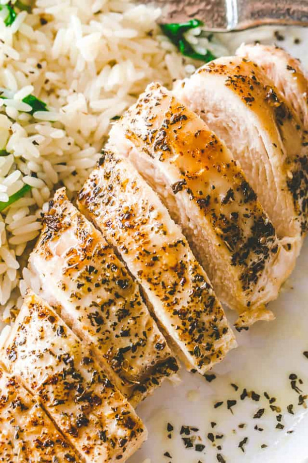 Easy Baked Chicken Breasts | How To Make Tender & Juicy ..