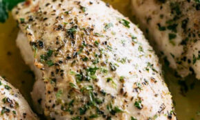 Easy Baked Chicken Breasts Recipe – Diethood – Quick Chicken Breast Recipes