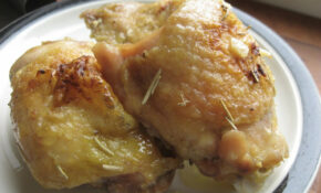 Easy Baked Chicken Thighs 02 – Chicken Recipes Pan