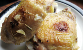 Easy Baked Chicken Thighs 04 – Recipes On Baked Chicken