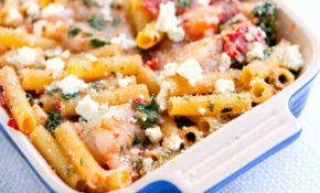 Easy Baked Ziti Recipe With Shrimp And Spinach – Food Recipes Ziti
