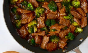 Easy Beef And Broccoli | Just A Taste – Dinner Recipes Meat