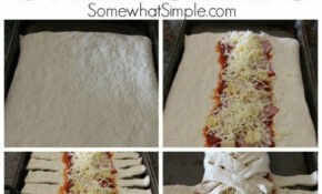 Easy Calzones Recipe | Pepperoni, Bacon And Fast Dinner ..