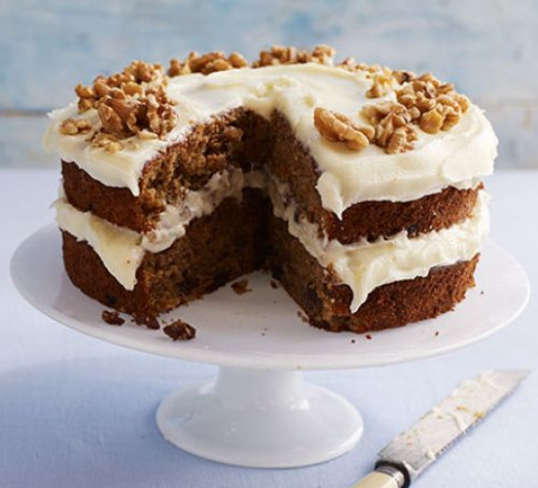 Easy carrot cake recipe | BBC Good Food - recipes bbc good food