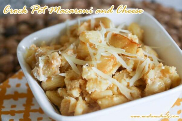 Easy Cheesy Dinner Recipes With Kraft Cheese - Madame Deals - Recipes Using Kraft Dinner