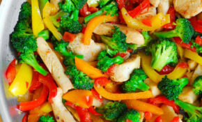 Easy Chicken And Vegetables Stir Fry – What's In The Pan? – Chicken With Vegetables Recipes Easy