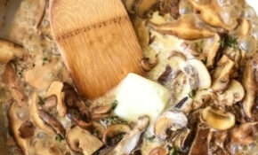 Easy Chicken Breasts With Creamy Mushroom Sauce ..
