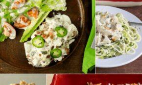 Easy Chicken Casserole Recipes – 14 Low Carb Dinners – Joy ..