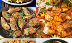 Easy Chicken Dinner Recipes Archives - Family Food on the ...