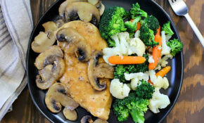 Easy Chicken Marsala Recipe – Yummy Healthy Easy – Chicken Recipes Yummy O Yummy