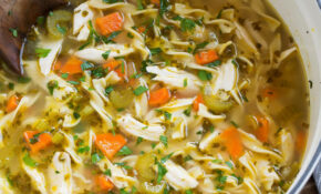 Easy Chicken Noodle Soup Recipe – Cooking Classy – Chicken Noodle Soup Recipes
