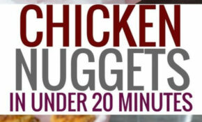 Easy Chicken Nuggets – Chicken Recipes For Kids