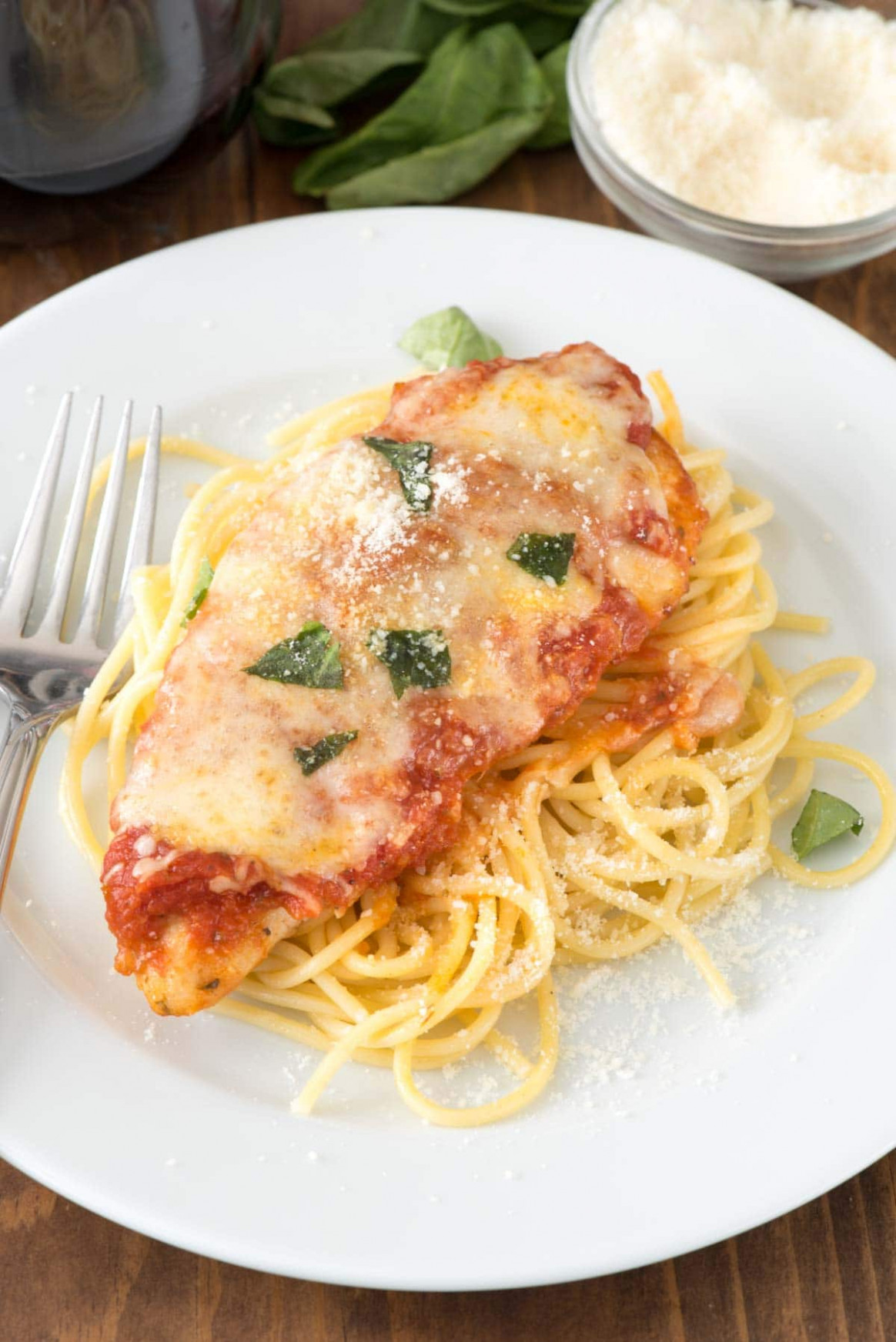 Easy Chicken Parmesan - chicken recipes simple