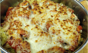 Easy Chicken Parmesan Recipe – Mommy's Fabulous Finds – Chicken Recipes Easy