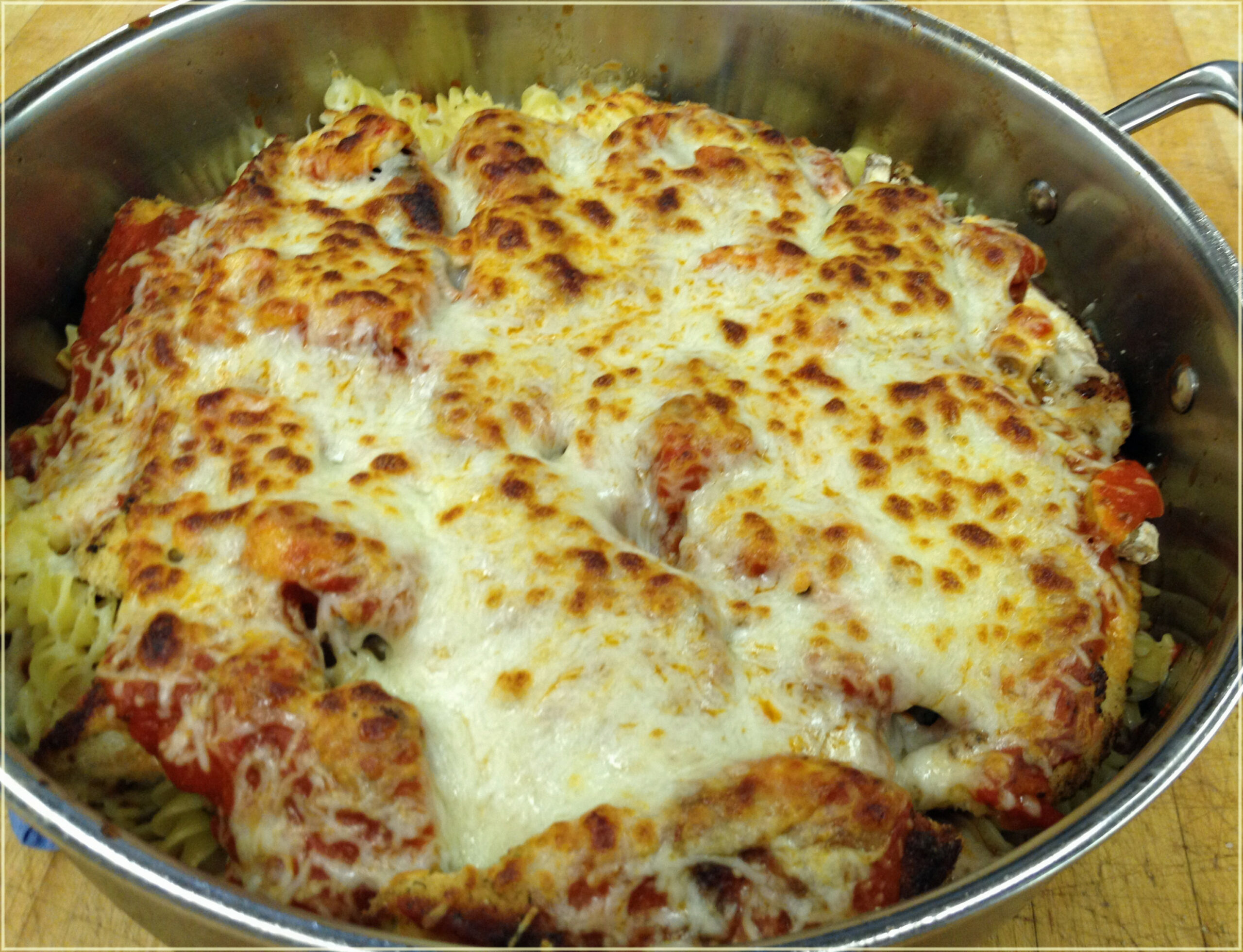 Easy Chicken Parmesan Recipe - Mommy's Fabulous Finds - chicken recipes easy