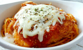 Easy Chicken Parmesan Recipe – Romantic Dinner For Two ..