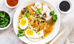 Easy Chicken Ramen Recipe {Simple & Delightful ...