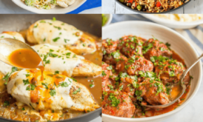 Easy Chicken Recipes Archives – Family Food On The Table – Family Recipes Chicken