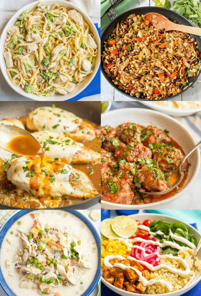 Easy Chicken Recipes Archives - Family Food on the Table - family recipes chicken