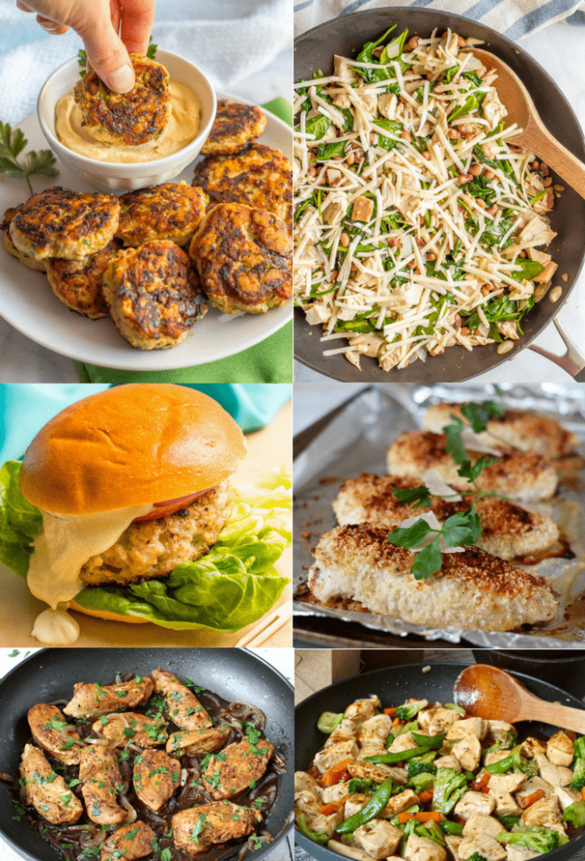 Easy Chicken Recipes With Few Ingredients Archives ..