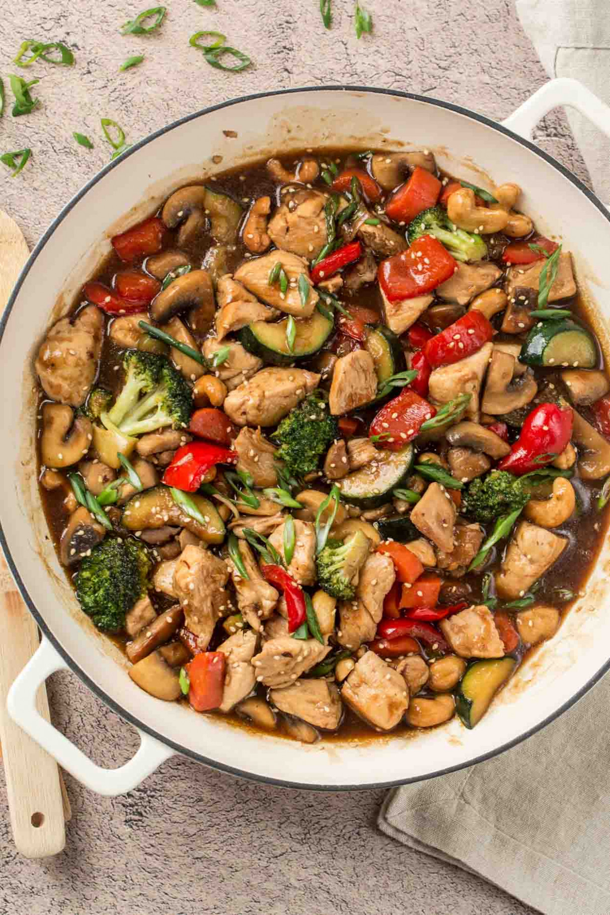 Easy Chicken Stir Fry Recipe - recipes easy chicken