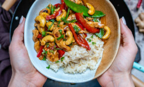 Easy Chicken Stir Fry Recipe (With Vegetables And Cashew ..