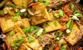 Easy Chinese Tofu & Vegetables Stir Fry – Recipes Vegetarian Stir Fry