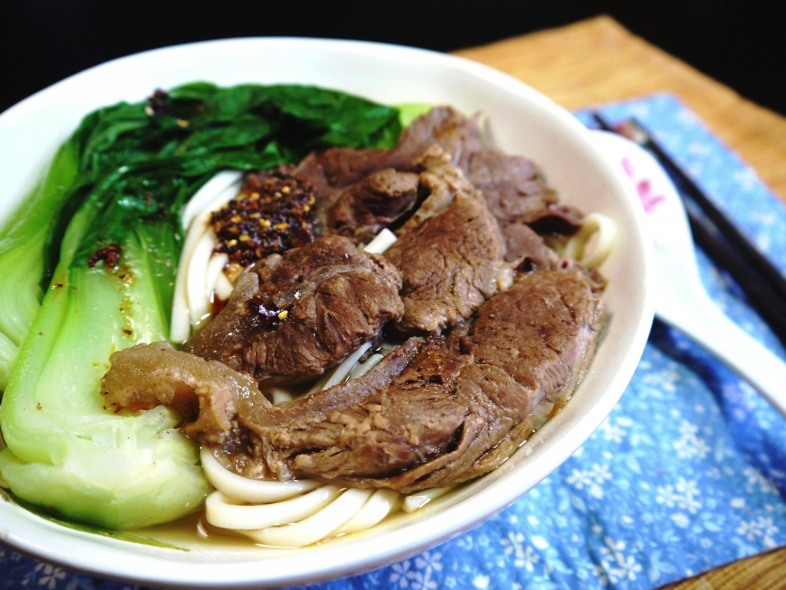 Easy Clear Broth Chinese beef noodle soup recipe - recipes easy chinese food